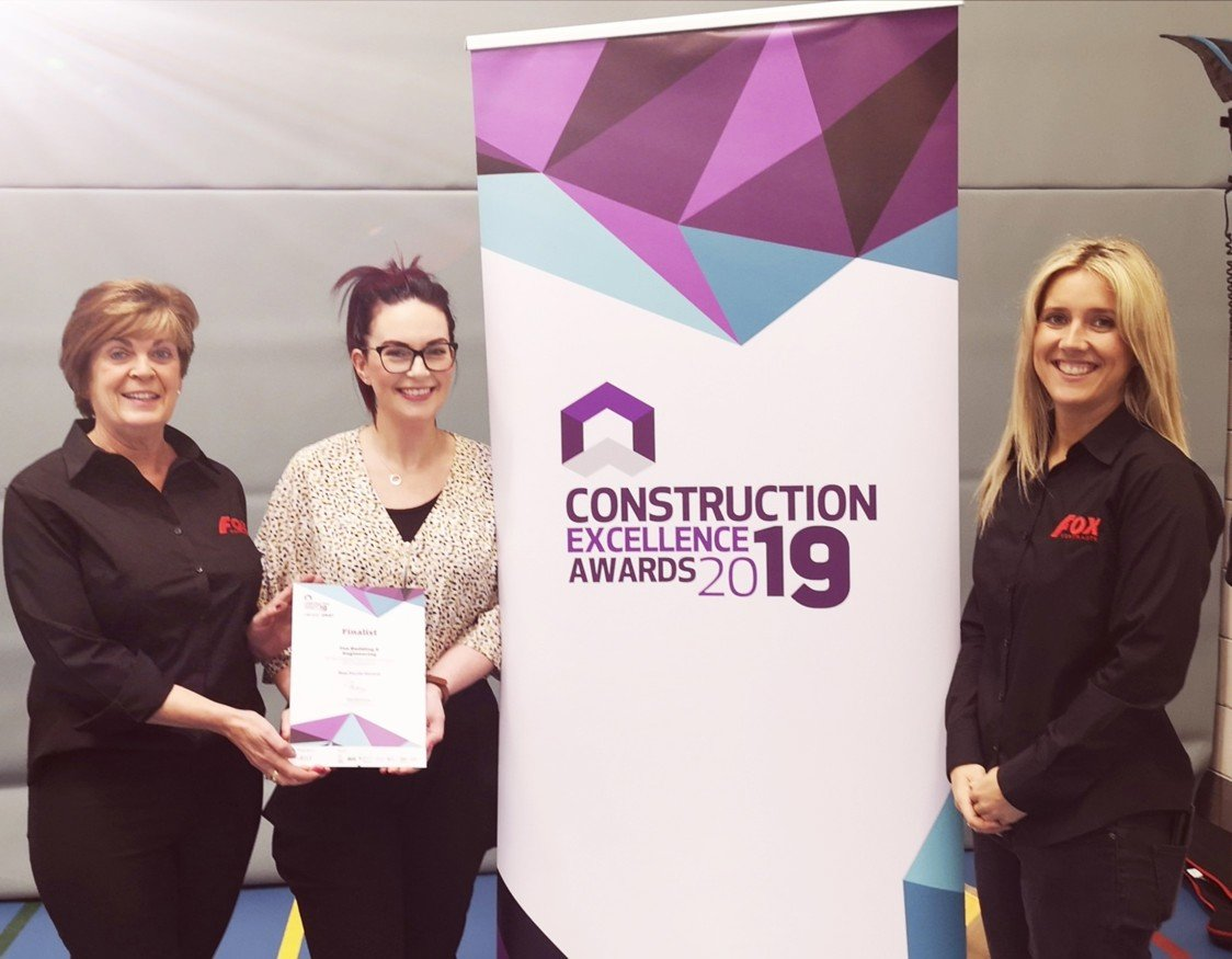 Job Match Ni Working With Cef Construction Excellence Awards Finalist Disability Action Northern Ireland