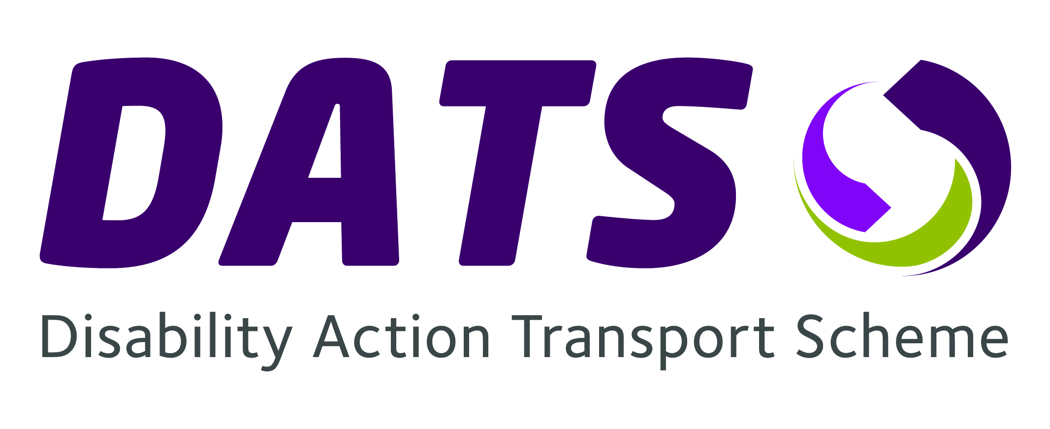DATS Logo: Disability Action Transport Scheme