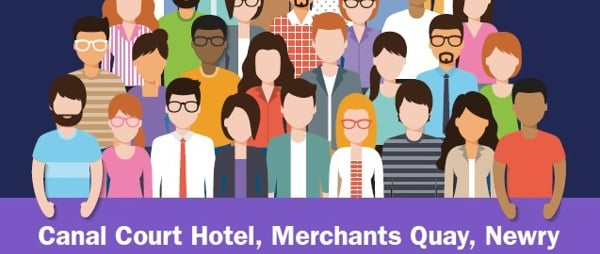Newry, Mourne & Down Crossborder Job Fair.  Canal Court Hotel, Merchants Quay, Newry. Wednesday 17 October 11am - 2pm & 4pm - 6pm. Everyone welcome, admission free. Find job opportunities and improve your employment prospects with practical advice an