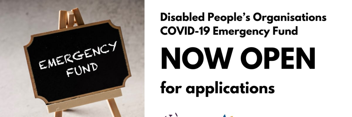 DPOs COVID-19 Emergency Fund - NOW OPEN