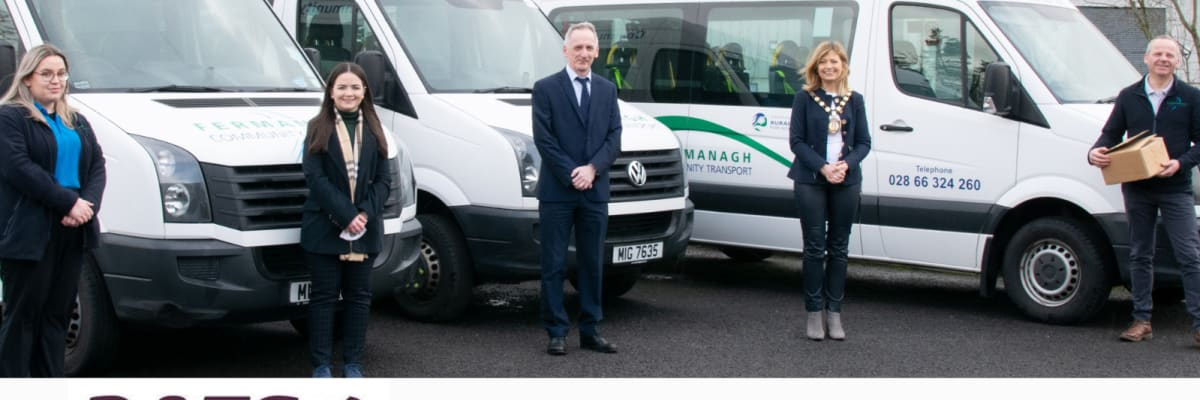DATS working with rural transport partners across N.Ireland