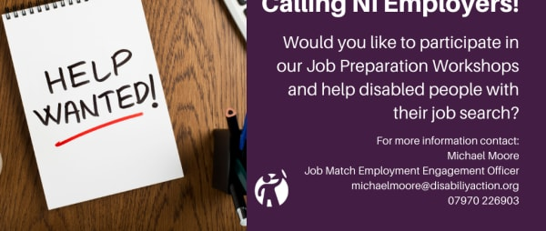 Calling NI Employers!
