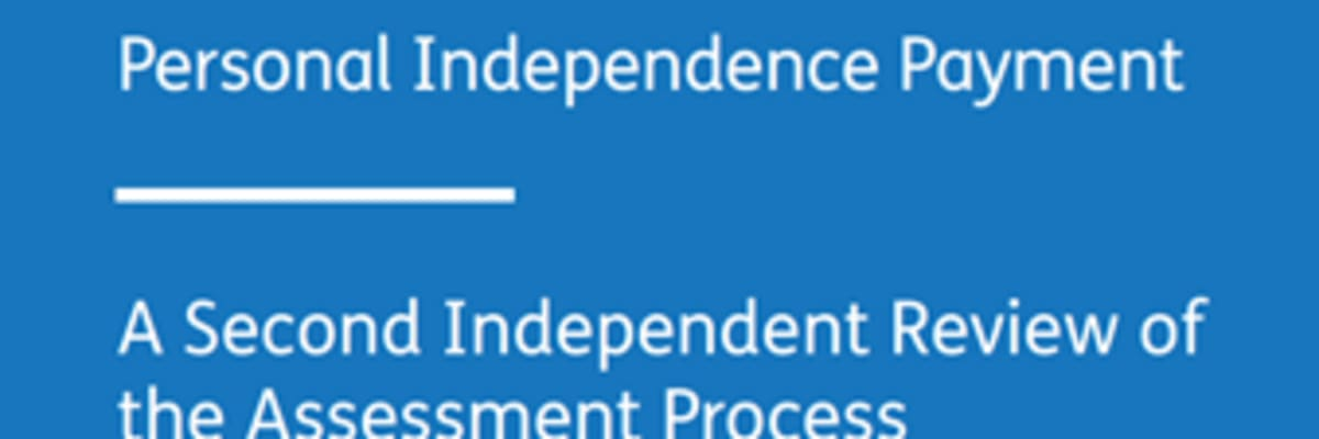Second Independent Review of the PIP Assessment Process