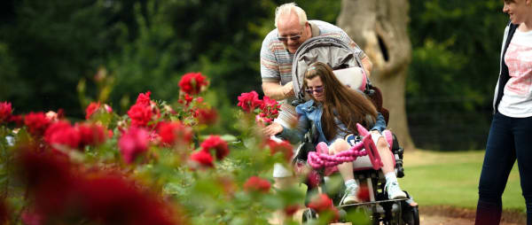 The National Trust want to make it easy for disabled visitors to enjoy the places they care for