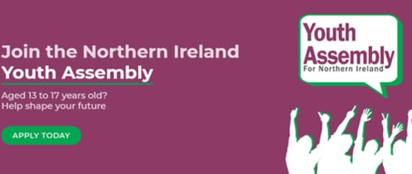 Join the Northern Ireland Youth Assembly