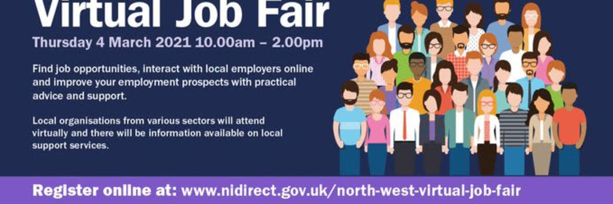 North West Virtual Job Fair