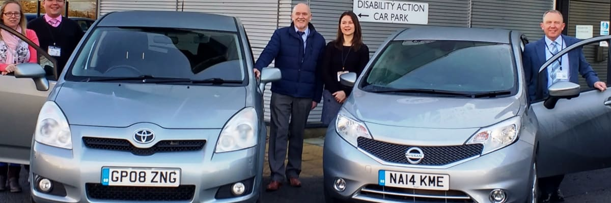 News for disabled drivers