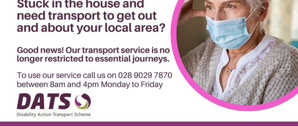 Stuck in the house and need transport to get out and about your local area?