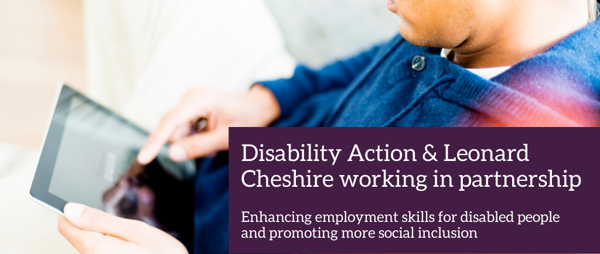 Enhancing employment skills for disabled people and promoting more social inclusion