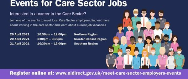 Care Sector Meet the Employer events