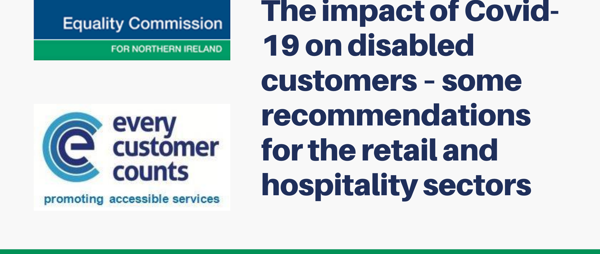 Reasonable adjustments guidance for the retail and hospitality sectors