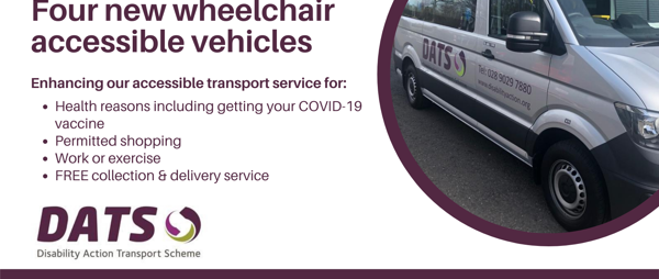 Continuing to provide transport assistance to older and disabled people