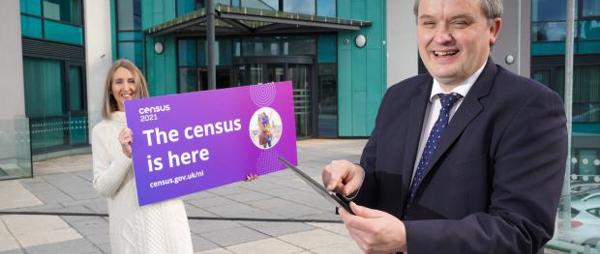 Census Day is Sunday 21st March, but you don't have to wait until then