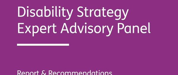 Disability Action welcomes Expert Report on forthcoming Disability Strategy