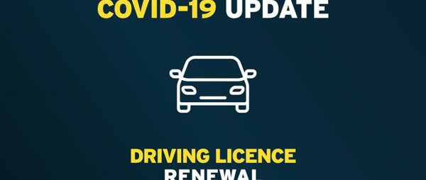 Update on Driving Licences in N.Ireland