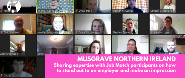 Musgrave Northern Ireland - growing a relationship with Disability Action